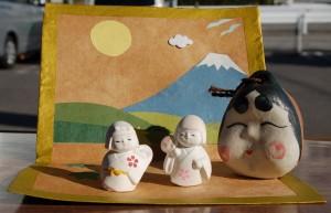 富士の四季